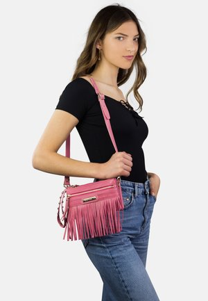 IBIZA - Bum bag - black