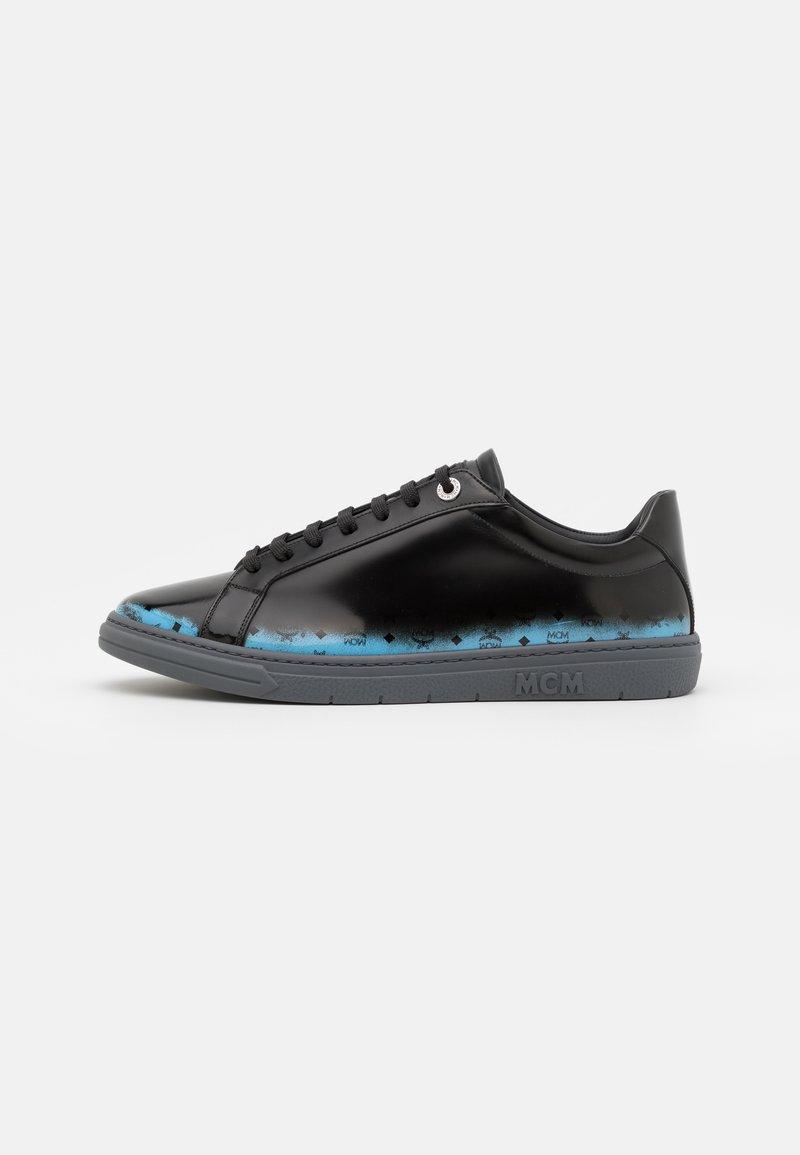 MCM - TERRAIN DERBY - Sneakersy niskie - black