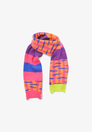 DANIS - Scarf - bright pink