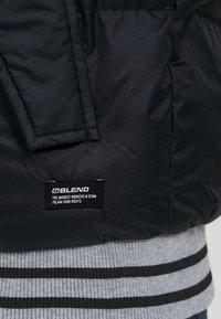 Blend - OUTERWEAR - Summer jacket - black - 5