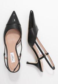 LK Bennett - HALLY - Classic heels - black - 3