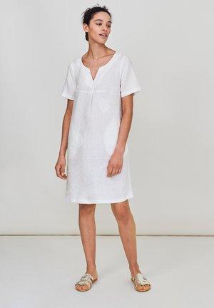 ONDINE  - Day dress - weiß