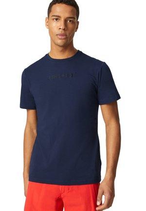 MATTEO - T-shirt print - navy blau