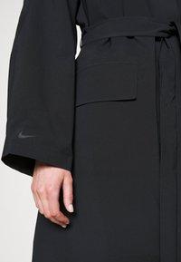 Nike Sportswear - Trenchcoat - black/lapis - 7