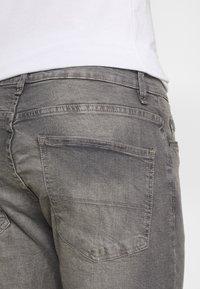 Brave Soul - Slim fit jeans - grey - 5