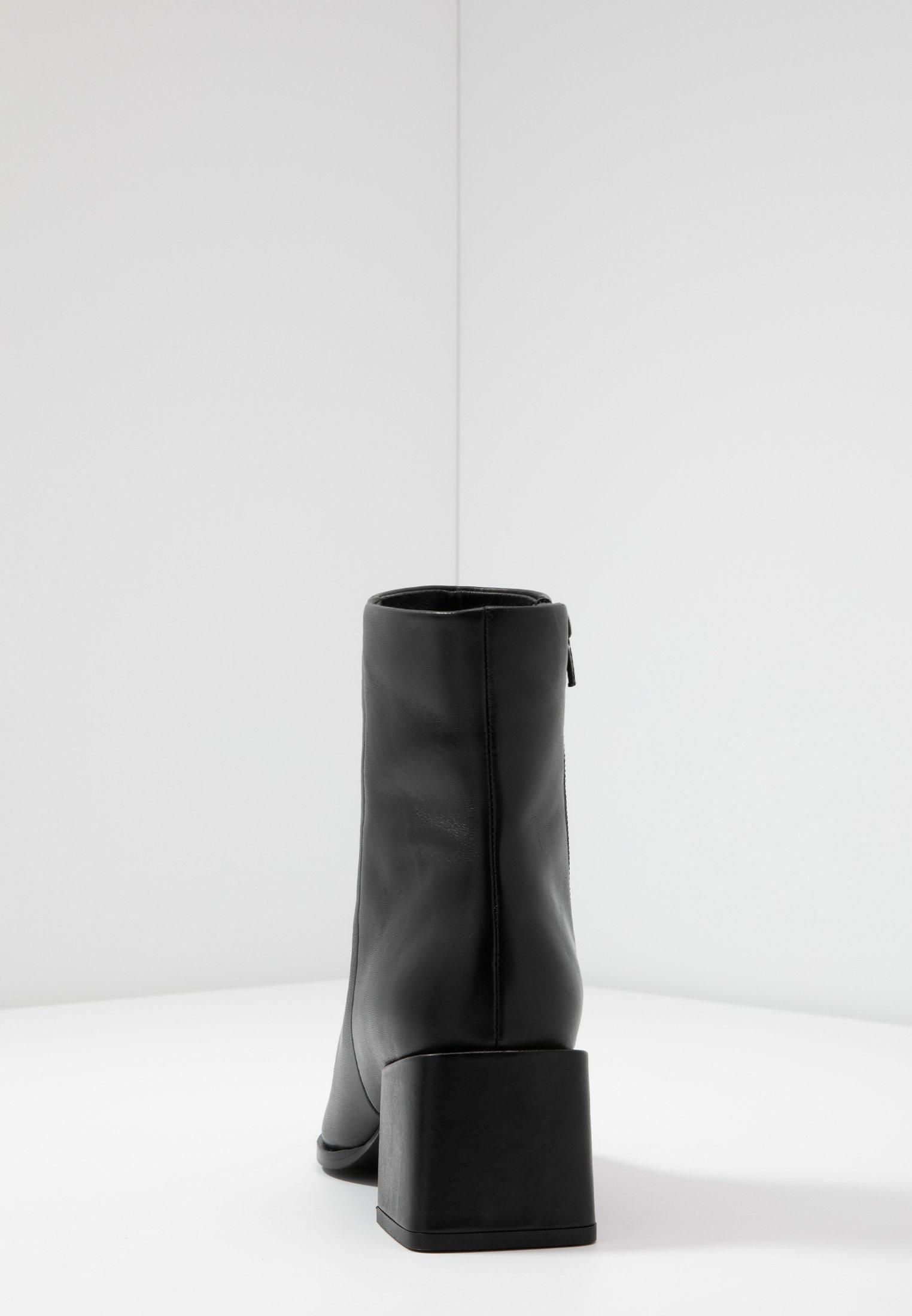 Zign Støvletter - Black/svart