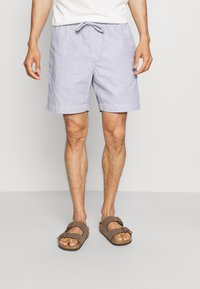 DOCKERS - PULL ON - Shorts - blue - 0