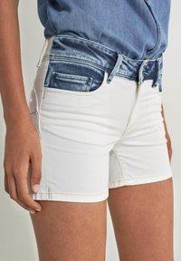 Salsa - Denim shorts - weiß - 3