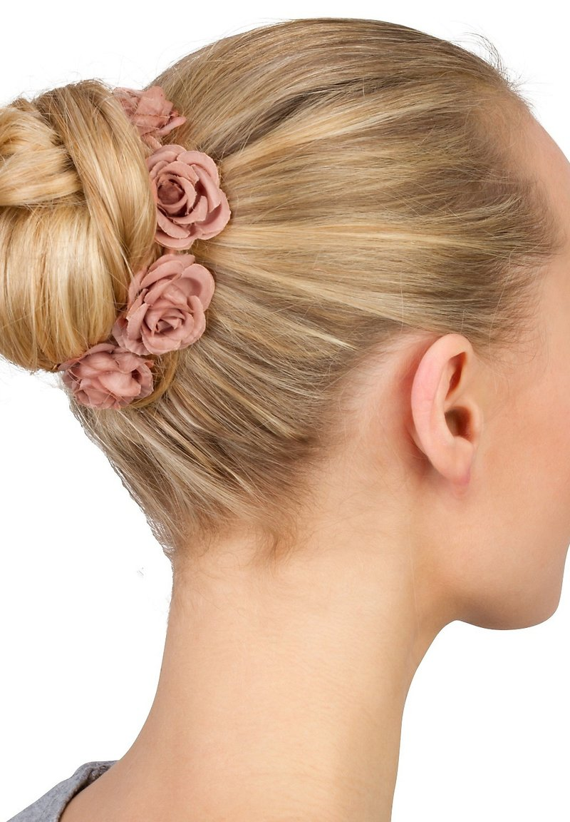 Six - Hair styling accessory - light pink