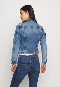 Pepe Jeans - CORE JACKET - Kurtka jeansowa - blue denim - 2