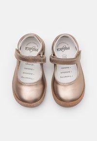 Primigi - Ankle strap ballet pumps - taupe - 3