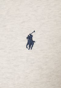 Polo Ralph Lauren - CUSTOM SLIM FIT JERSEY CREWNECK T-SHIRT - Basic T-shirt - american heather - 2