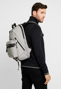 Indispensable - FUSION BACKPACK - Rugzak - grey - 1