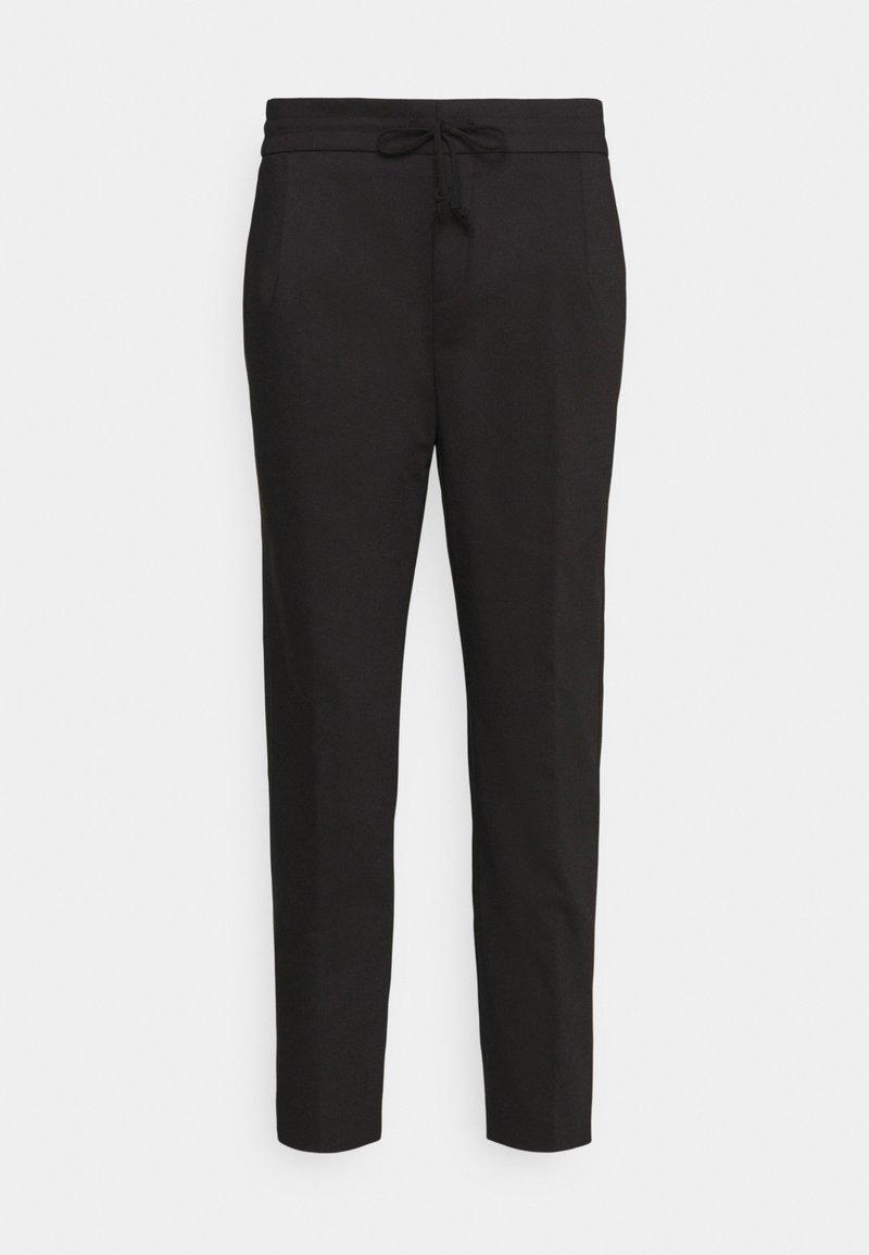 DRYKORN - LEVEL - Trousers - schwarz