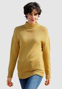 Dress In - Jumper - gelb - 0