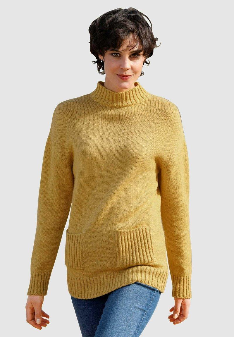 Dress In - Jumper - gelb