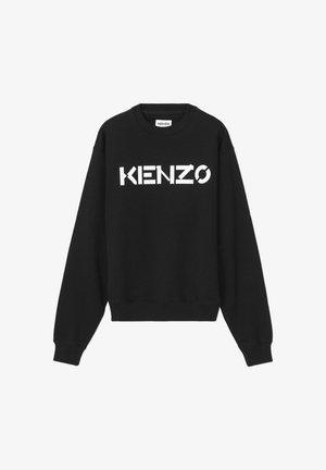LOGO PRINT  - Sweatshirt - black
