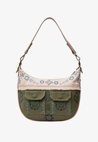 Desigual - BOLS MILIBELLINI SIBERIA - Handbag - green - 1