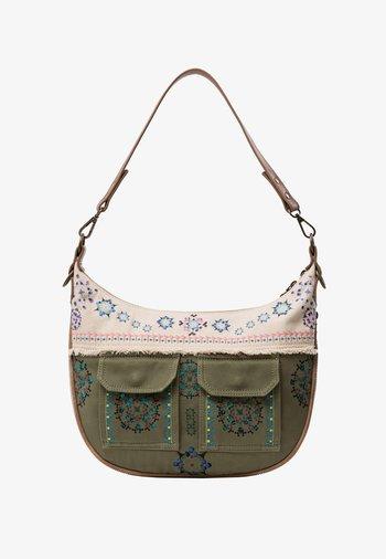 BOLS MILIBELLINI SIBERIA - Handbag - green