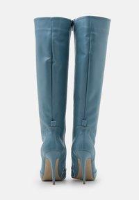 Trendyol - Bottes à talons hauts - blue - 2