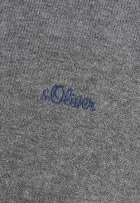 s.Oliver - LANGARM - Jumper - blend grey - 3