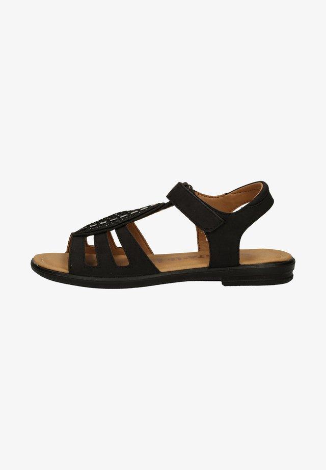Sandalen - schwarz 093