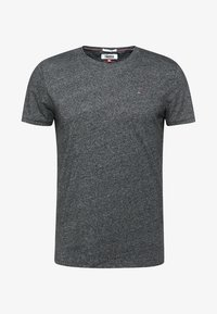 Tommy Jeans - ESSENTIAL JASPE TEE - T-shirts - black - 3