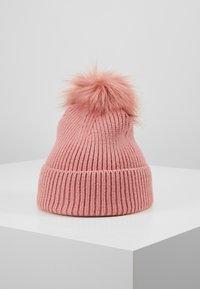 Barbour - DOVER POM - Mütze - blush pink - 0