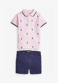 Next - SET - Shorts - pink - 0