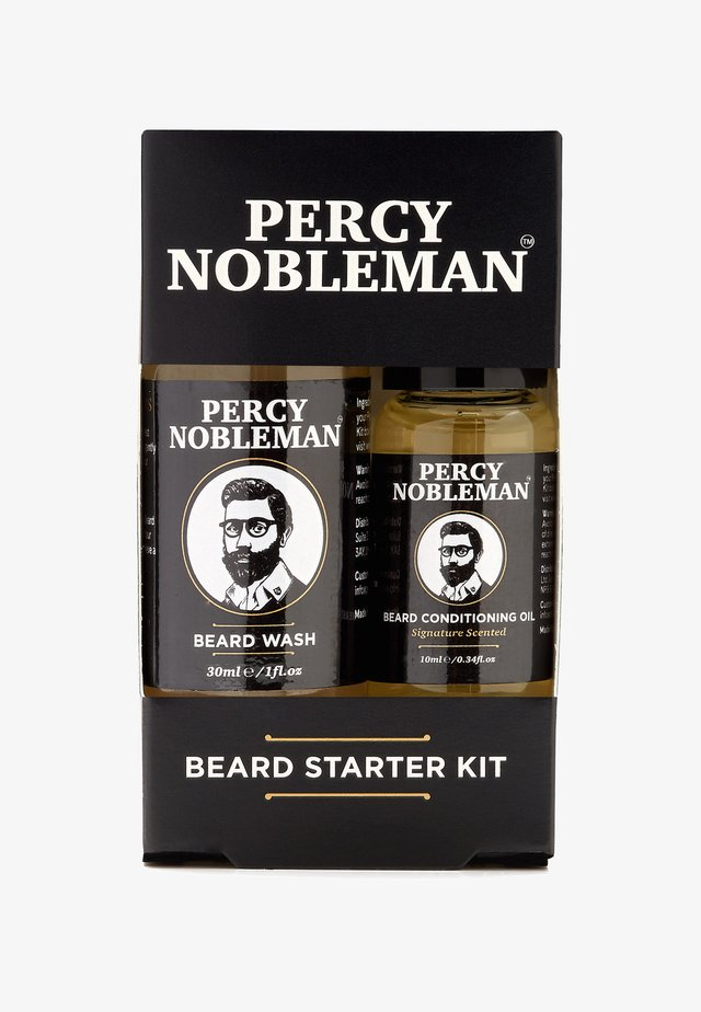 BEARD STARTER KIT - Barbersæt - -