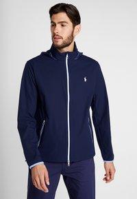 Polo Ralph Lauren Golf - HOOD ANORAK JACKET - Training jacket - french navy - 0