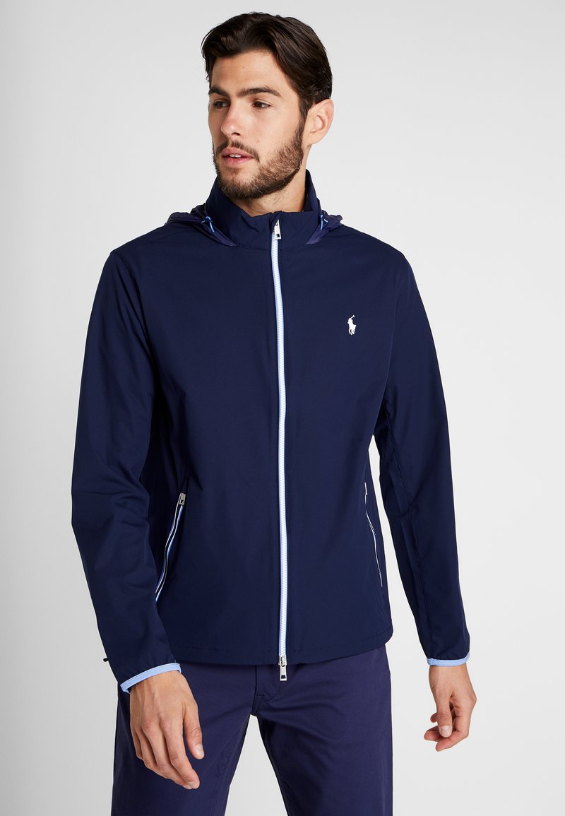 Polo Ralph Lauren Golf - HOOD ANORAK JACKET - Training jacket - french navy
