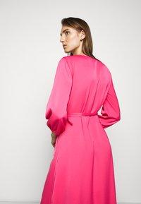 Escada Sport - DAISEN - Vapaa-ajan mekko - pink myrtle - 3