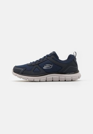TRACK SCLORIC - Trainers - navy