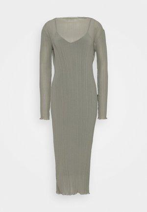 ABITO - Maxi šaty - dark acier