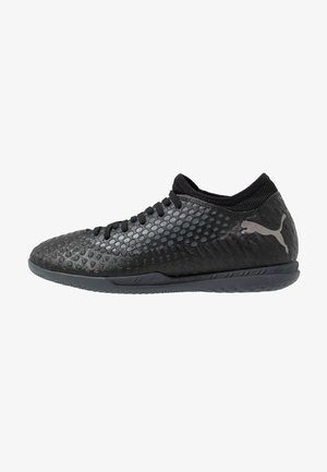 FUTURE 4.4 IT - Indoor football boots - black/aged silver