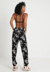 LASCANA - Beach accessory - black/white - 2