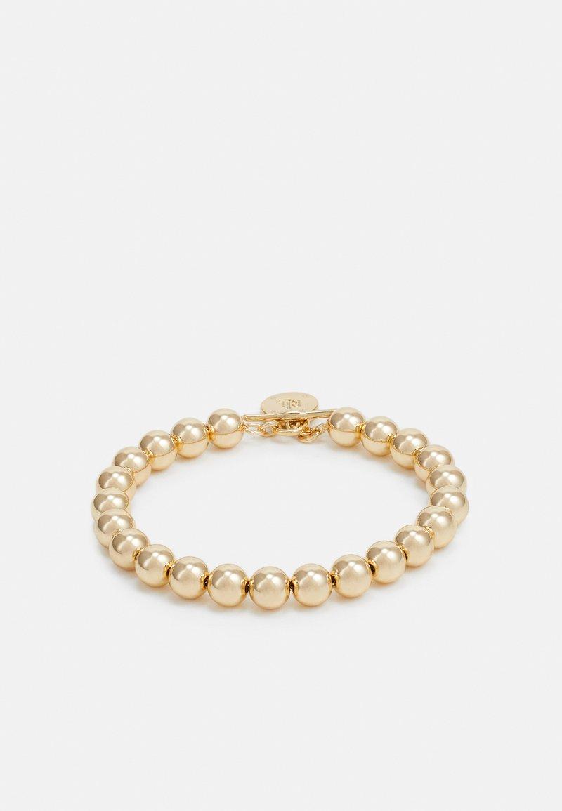 Lauren Ralph Lauren - BEADED PADLOCK - Bracelet - gold-coloured