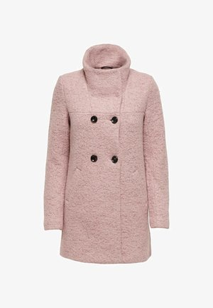 ONLNEWSOPHIA COAT - Klasický kabát - burlwood