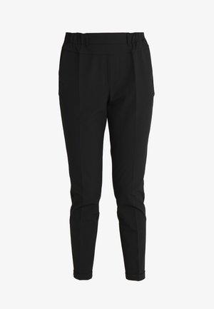 NANCI JILLIAN PANT - Kalhoty - black deep