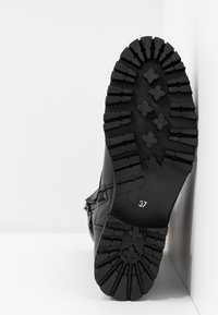 Zign - Bottines à lacets - black - 6