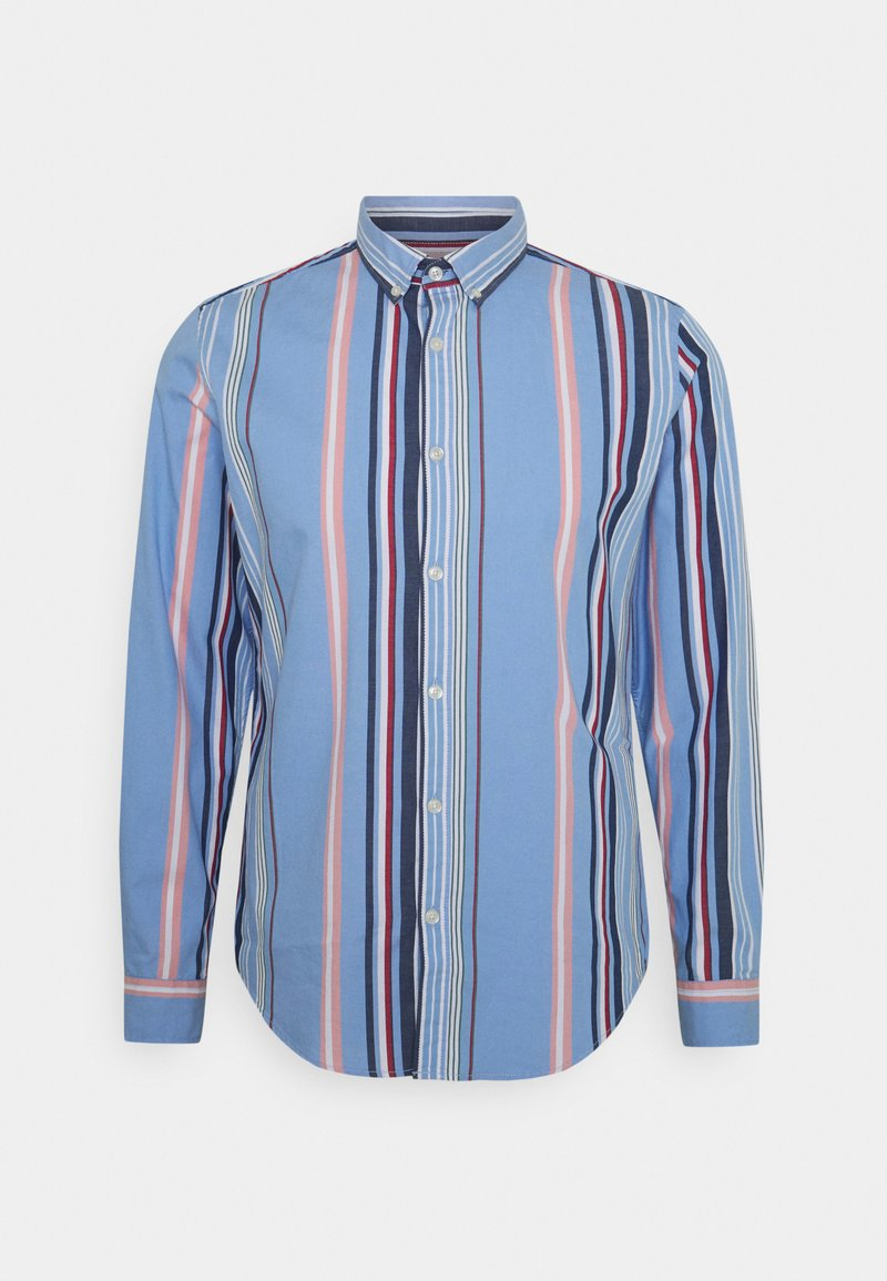 Springfield - STRIPE  - Overhemd - medium blue