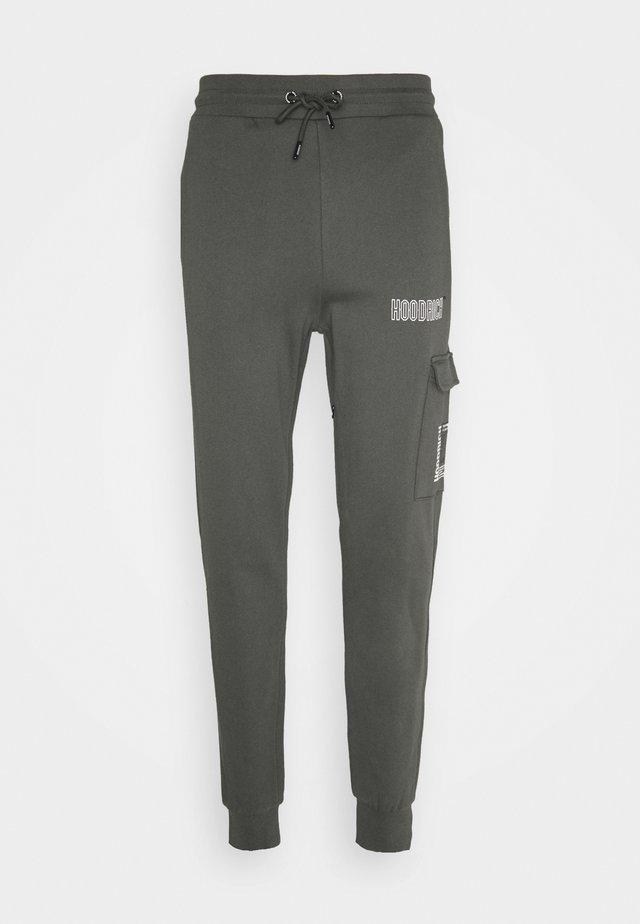 Cargobukser - grey/white