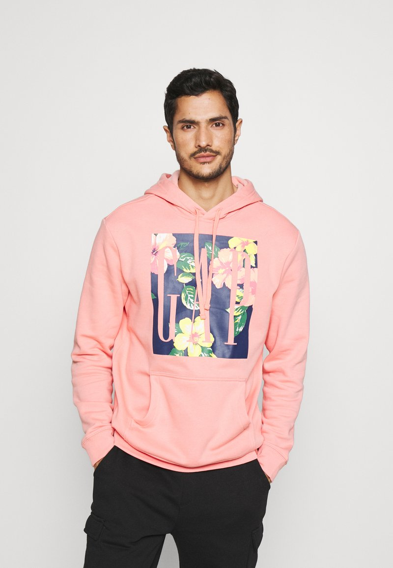 GAP - FLORAL - Sweatshirt - tea rose