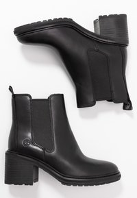 Timberland - SIENNA HIGH CHELSEA - Classic ankle boots - black - 3