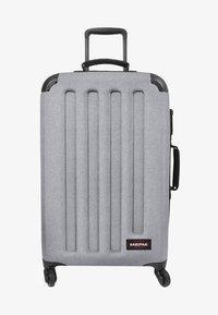 Eastpak - TRANZSHELL - Wheeled suitcase - sunday grey - 1