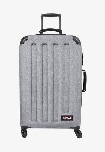 TRANZSHELL - Wheeled suitcase - sunday grey