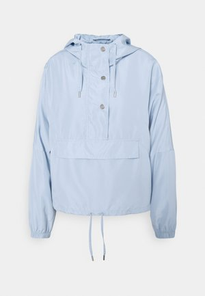ONLCONNIE POCKET ANORAK - Vindjakke - cashmere blue