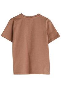LC Waikiki - Print T-shirt - brown - 1
