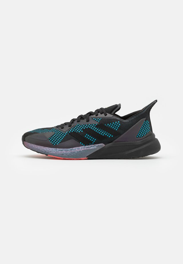 X9000L3 BOOST SPORTS RUNNING SHOES UNISEX - Baskets basses - core black/grey three